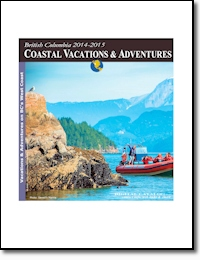 British Columbia Coast Vacations & Adventures Catalog